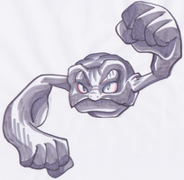 12 DAY POKEMON DRAWING CHALLENGE DAY 2 by Lemguin