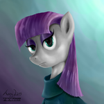 Maud Pie by AnnLies