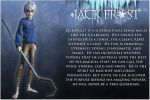 Jack Frost Characteristic by lukmaniah