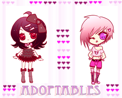 Adoptables #12 - CLOSED by Buumie