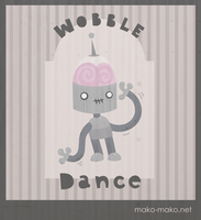 wobble dance by nekofoot