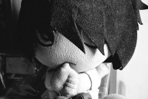 L Lawliet Plushie by winterimnida