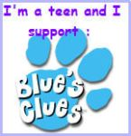 I support Blue's Clues by akkigrl