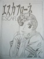 Hitomi Kanzaki by Claireabella by EscaflowneLoversOnly