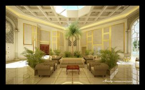 Palace Interior 5 by mohamedmansy