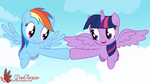 Let's fly together by DonParpan