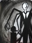Daddy Slenderman by Fluffeh-one