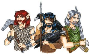 RTH: Norse gods group