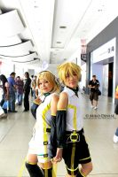 Best of Anime: Twins by mikodenise