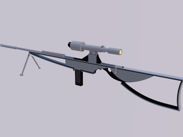 Longbow Light Rifle by orcbruto