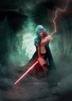 Darth Zannah by artorifreedom