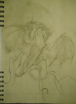 Dragon Riders of Pern pic-unfinished by Linklover54