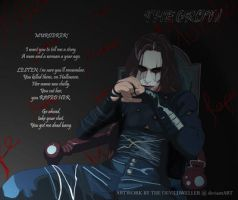 The Crow by TheDEviLDweLLeR