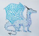 D Camp: Typography Dragon by dragon2000200