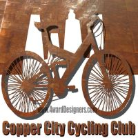 Copper City Logo by PeaceEatter