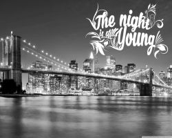 The night is still young by R-Vy