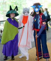 Otakon '08- Okami group by notRowan