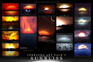 TerraPro Art Pack 5 - Sunbliss by TerraPro