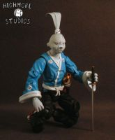 Usagi Yojimbo by Discogod