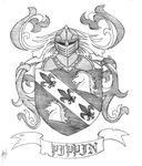 Pippin Family Crest by Inverted-Mind-Inc