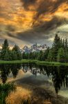 Schwabacher Sunset 5911 by pesterle