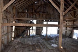 Abandoned Dairy Farm 121 by FairieGoodMother