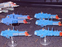 imperial fleet by sky-commander