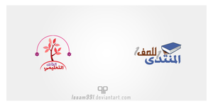 Logo by issam991