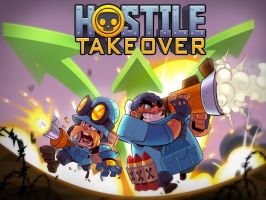 Hostile Takeover? by frogbillgo