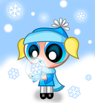 CE: Bubble Coated Snowflake by Jerimin19