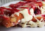Summer Fruit Loaf Cake With Coulis by claremanson