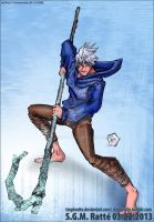 RotG - :Jack Frost: by StephRatte