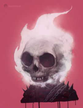 Ghost Rider by juhoham