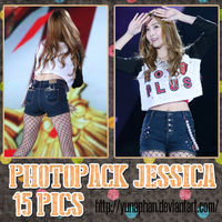 PHOTOPACK Jessica (SNSD) #70 by YunaPhan