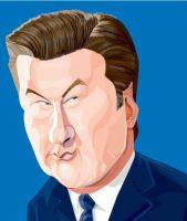 Alec Baldwin by kgreene