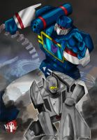 Soundwave-VS-Leader1 by WiL-Woods