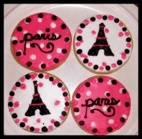 Parisian Cookies by Er-ca
