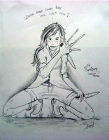 Clove: The Hunger Games by Zuzmy