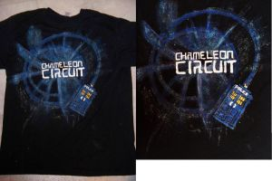 Shirts by Me-Chameleon Circuit by Sweets9232