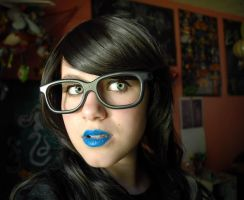 Vriska Cosplay WIP 2 by TheUnknownAssassin