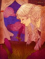 Lavender Lullaby by EisTraum