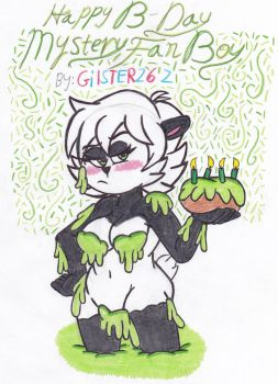 B-Day 2017: MysteryFanBoy718 by gilster262