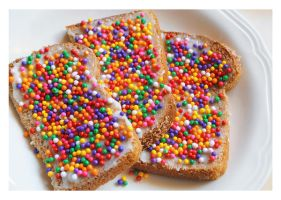 Fairy Bread by ScarletWarmth