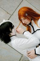"""purpose"". ulquiorra-cosplay by desearu"