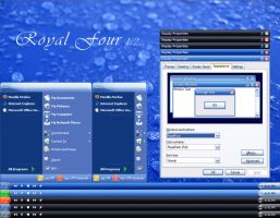 RoyalFour 1.2 by TestyAmoeba
