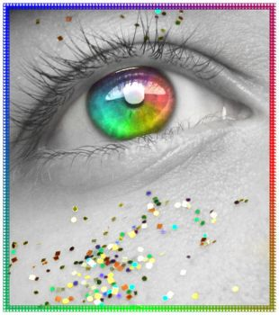 Colorful in your eyes by stardixa