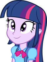 Twilight Sparkle Equestria Girls by PrincesaCadance