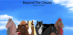 ~ Beyond The Clouds ~ by banditandshastagal