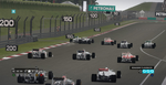 Crazy Moment in F1 2013 by DesolateOrc0