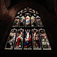 Stained Glass Window by WestLothian